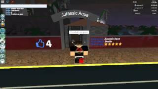 Roblox: Pool Tycoon 4 Jurassic Aqua