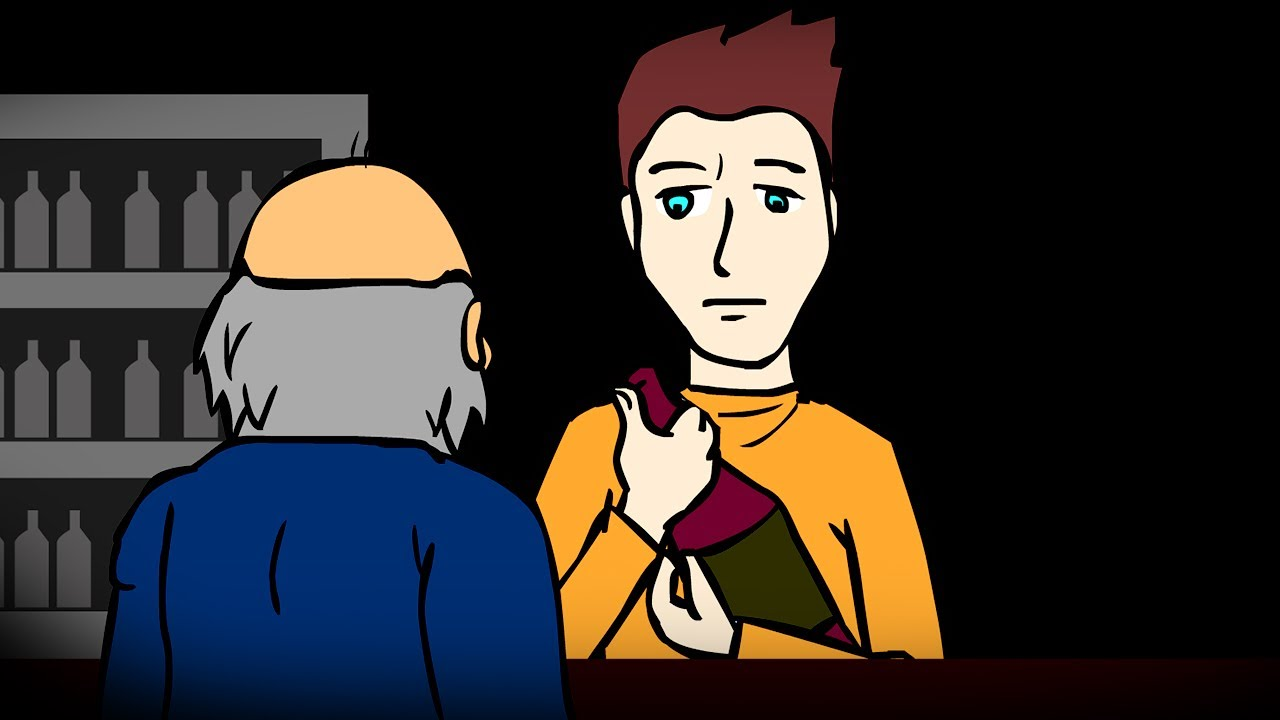 Fake ID Horror Story Animated
