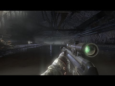 Awesome SNIPER Stealth Mission from Call of Duty Modern Warfare 3