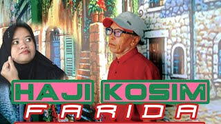 Farida Haji kosim |Cover Cipt. A Rafiq OM. Sinar kemala