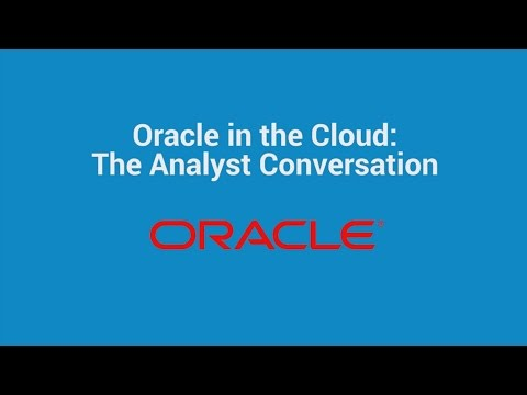 Oracle OpenWorld in Focus: The Analyst View