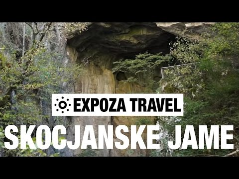 Skocjanske jame (Slovenia) Vacation Travel Video Guide