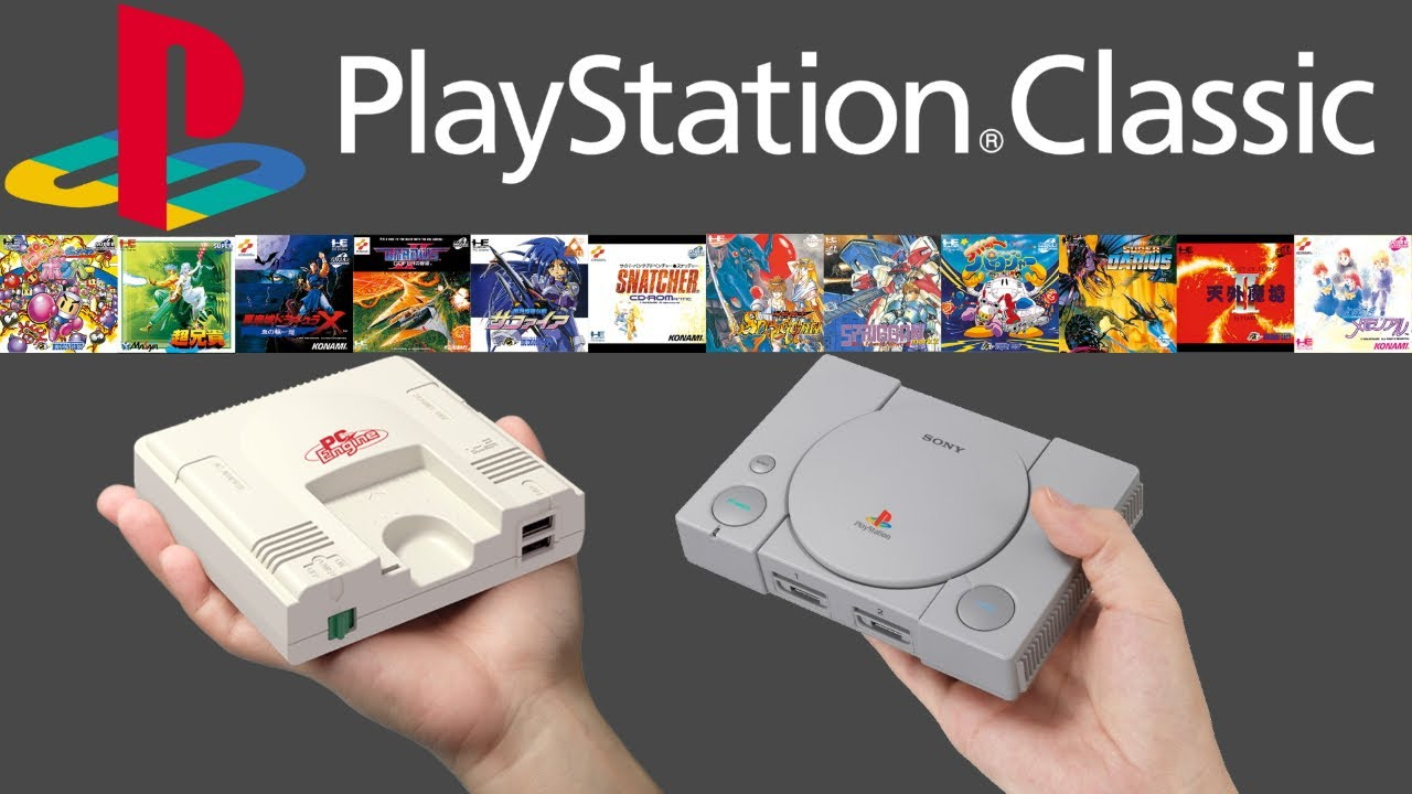PC Engine CD games on the PlayStation Classic, RetroArch | HOW TO  PSクラシック改造:PCエンジンSUPER CD-ROM2