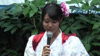 2014.8.16 アイドルフェスティバル2014in秋田 11:30~ トークショーの様...