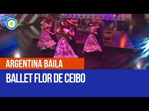 Ballet Flor De Ceibo En #ArgentinaBaila