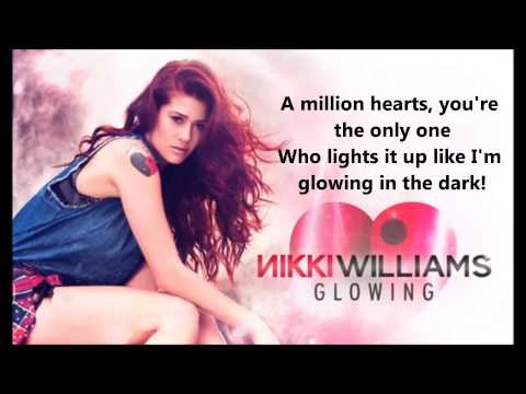 Glowing  Nikki Williams  Lyrics