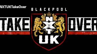 """NXT UK TakeOver: Blackpool 2019 2nd Official Theme Song - """"Fight Fire With Fire"""""""