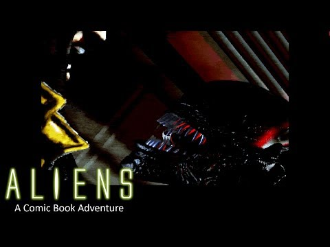 First Impressions On: Aliens - A Comic Book Adventure