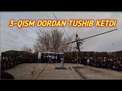 10.01.2020 DORBOZ DORDAN TUSHIB KETDI