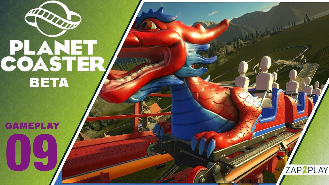 Planet Coaster Spielen