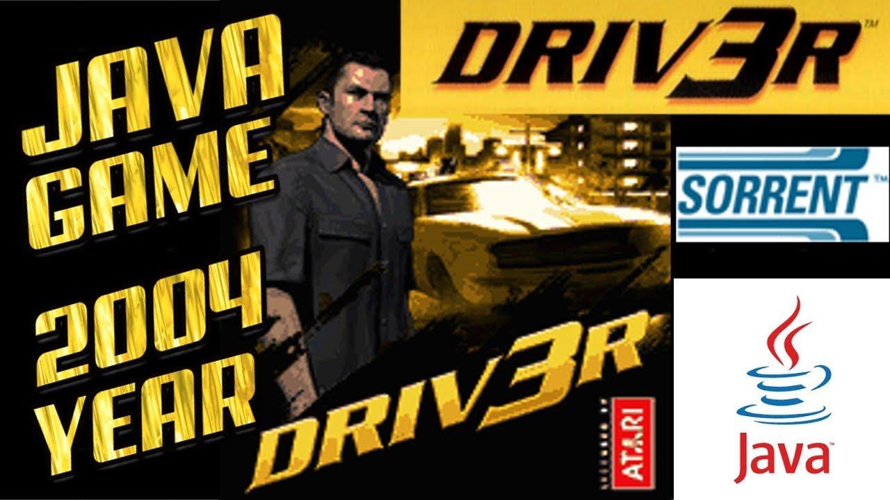 Driv3r Java Game Sorrent 2004 Year Youtube