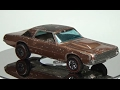 Redline Restoration: 1968 Hot Wheels Custom T-Bird