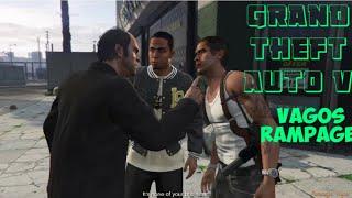Grand Theft Auto V Rampage Vagos