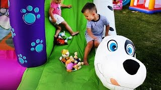 ★ Щенячий Патруль БОЛЬШОЙ БАТУТ PAW Patrol game 🐕 Video for Kids ЩЕНЯЧИЙ ПАТРУЛЬ Игры PAW Patrol(Щенячий Патруль БОЛЬШОЙ БАТУТ PAW Patrol game Video for Kids ЩЕНЯЧИЙ ПАТРУЛЬ Игры PAW Patrol https://goo.gl/8niecF Рома и Диана сегодня..., 2016-09-28T13:30:12.000Z)