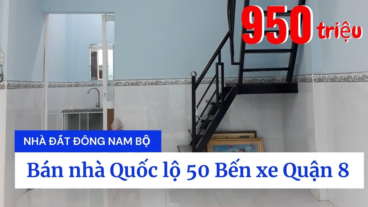 Bán Nhà Bình Chánh Giá Rẻ Dưới 1 Tỷ, Gần Bến Xe Quận 8, Quốc Lộ 50, Xã Bình Hưng