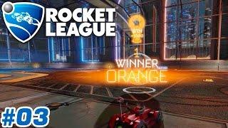 Roket gibi I Rocket League Türkçe Multiplayer I 3. Bölüm