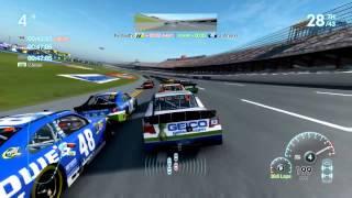 Бесплатные игры онлайн  NASCAR Game  Гонки наскар, игры для детей