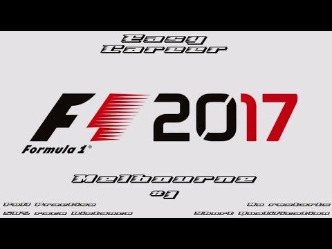 F1 2017 - Easy Career, Disaster Weekend [Melbourne 1/20]