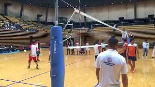 Galkot Sports Club Friendship RunningCup Volleyball Competition Tokyo Japan