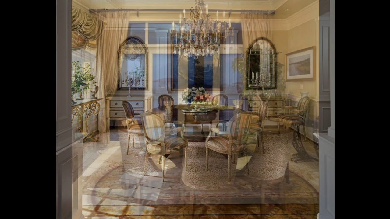 20 Admirable Dining Room Designs With Wooden Circular Tables & 20 Admirable Dining Room Designs With Wooden Circular Tables - YouTube