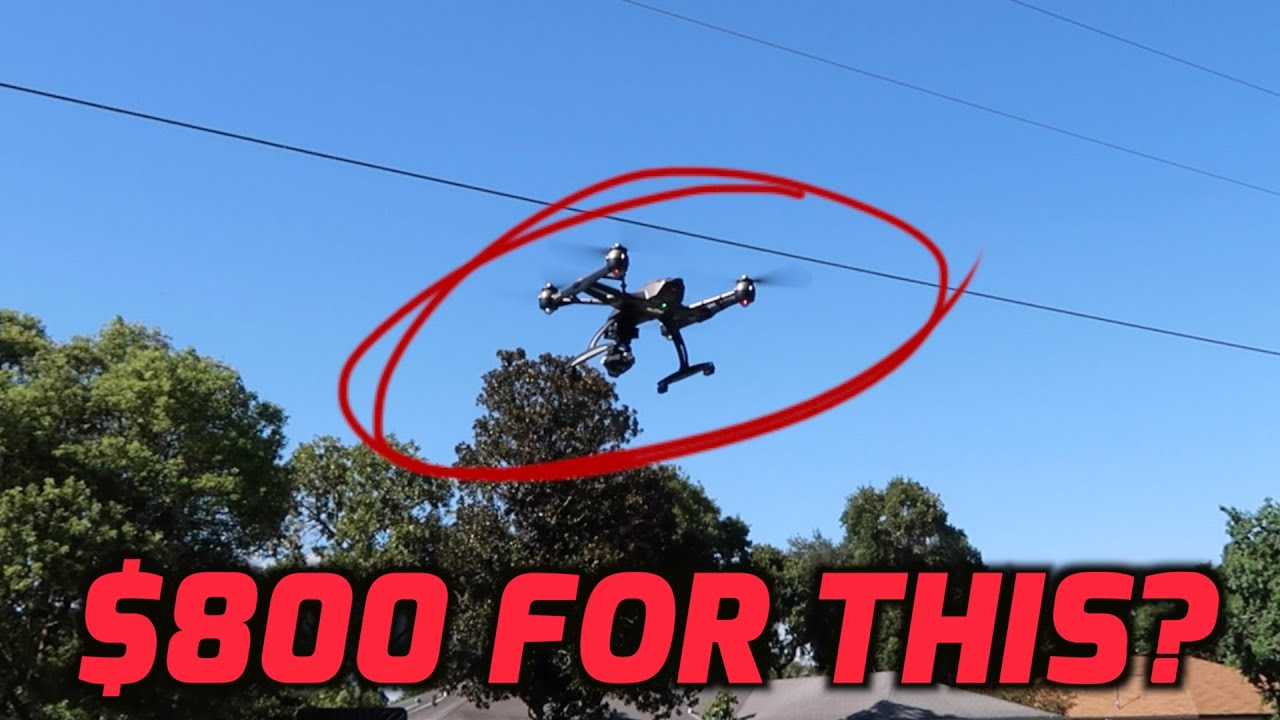 Worst Expensive Drone Ever