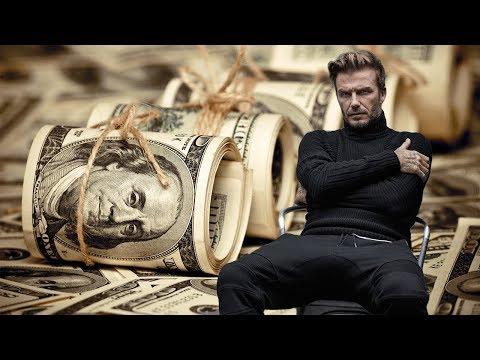 David Beckham- The RICH Life- Net Worth 2018