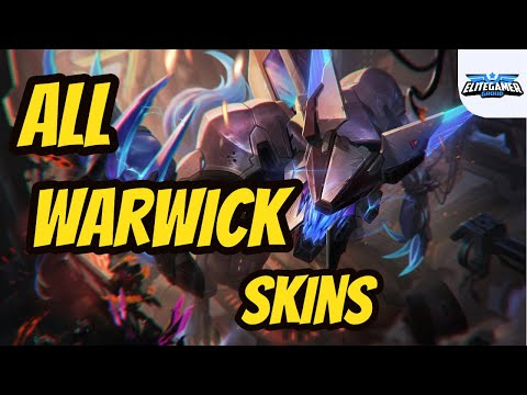 All Warwick Skins Spotlight League of Legends Skin Review