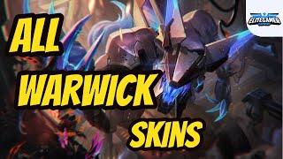 All Warwick Skins Spotlight League of Legends Skin Review
