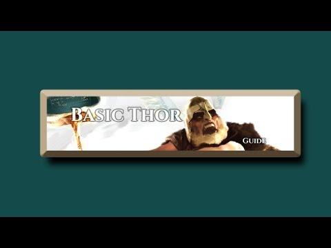 Age Of Mythology Guide Basic Thor