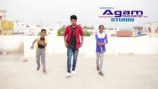 Rowdy baby song made by agam dance studio