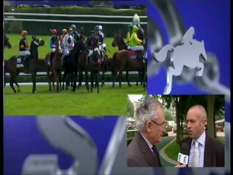"Mid Dancer Race "" Grand Steeple Chase de Paris "" Gr1 2012 Auteuil"