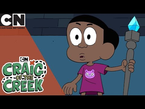 Craig of the Creek | Fighting the Vegan Monster | Cartoon Network