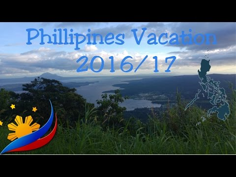 Philippines Vacation Full Video