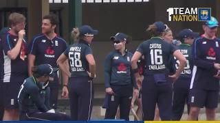 England Women's tour of Sri Lanka at P Sara - Tour Match