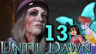 UNTIL DAWN 2 Girls 1 Let's Play Part 13: CHOOSE