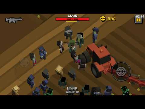 Missile Launcher Madness | Pixel Zombie War |