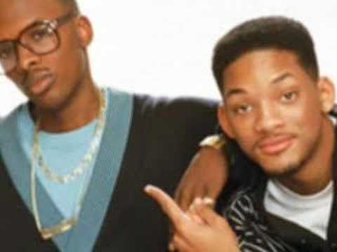 Will Smith - Dj Jazzy Jeff & The Fresh Prince - Megamix