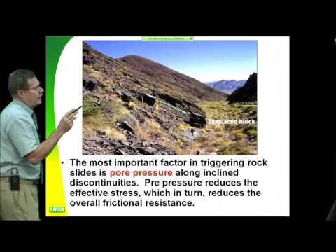 Engineering Geology And Geotechnics - Lecture 6