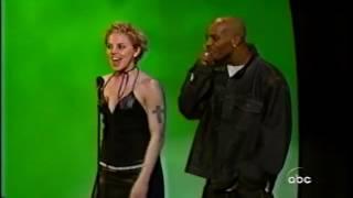 dmx wins hip hop award