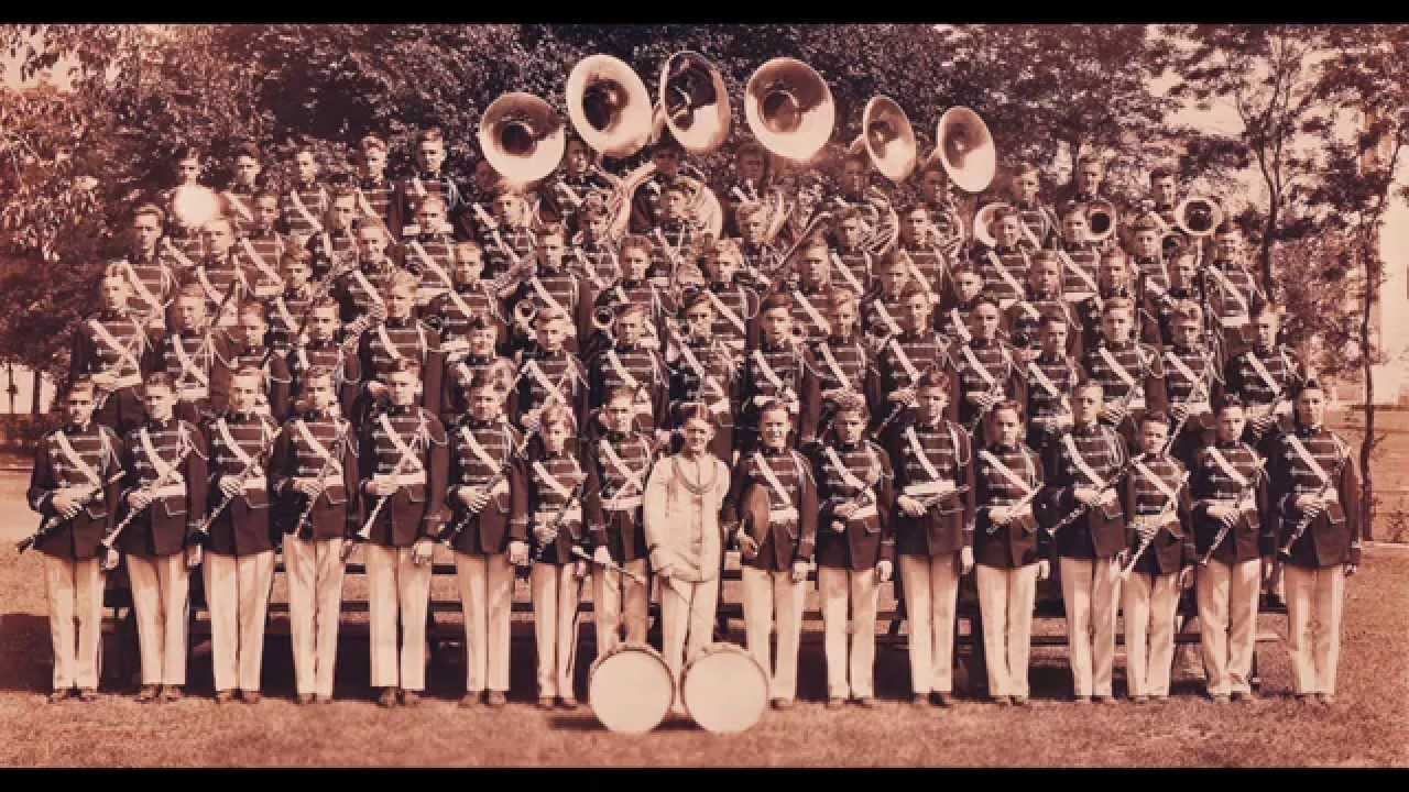 Download Parkersburg WV High School Big Red Band Documentary - Early History 1924-64