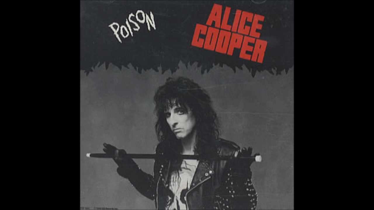 Image result for poison alice cooper