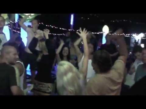 ARKbar Beach Party, Koh Samui Thailand with DJ Igor Blaska 2010 (PART 1) - YouTube