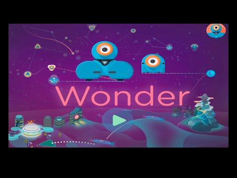 Wonder App - Designed For Use With Dash And Dot Robots | Wonder Workshop