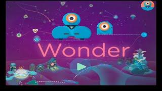 Wonder - the Newest Coding App For Dash & Dot from Wonder Workshop