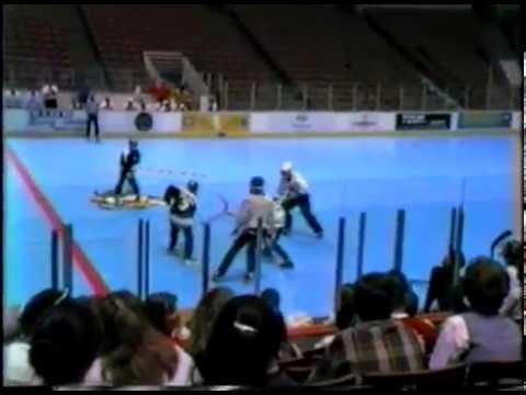 Garden Grove High School Hockey Game at The Pond 1995