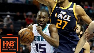 Utah Jazz vs Charlotte Hornets Full Game Highlights | 11.30.2018, NBA Season