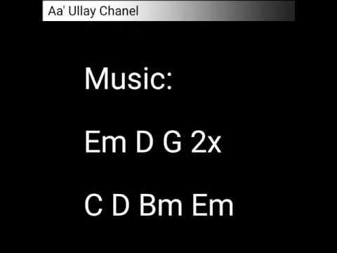 Lyla - Akhir Cerita Full Lirik Dan Kunci Gitar (Cover) Belajar Gitar