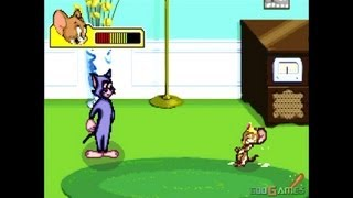Tom & Jerry: The Magic Ring - Gameplay GBA (Visual Boy Advance)