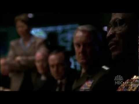 The West Wing: President Walken in the Situation Room