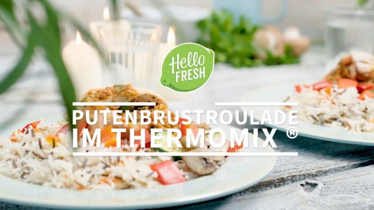 Wöchentliche Menü-Thermomix-Diät